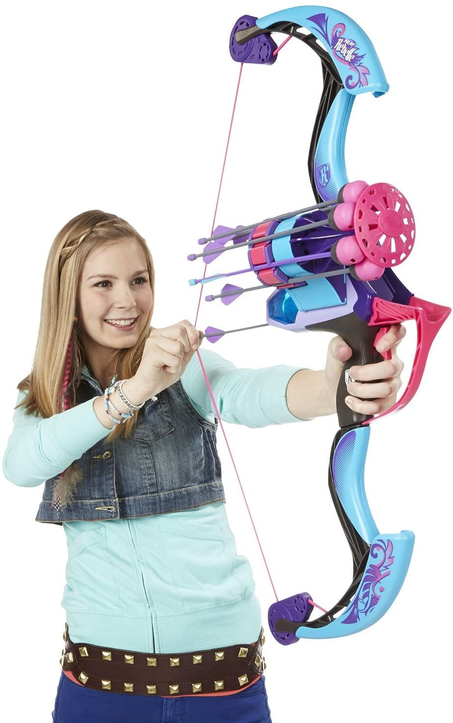Nerf Rebelle SECRETS and SPIES 6x
