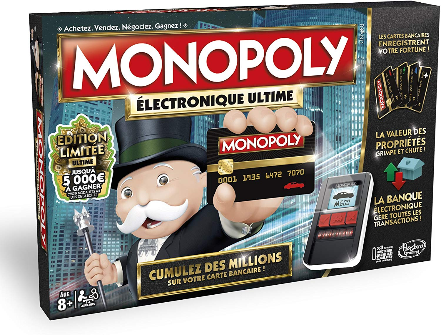 Monopoly Electronique Ultime / Ultimate Banking