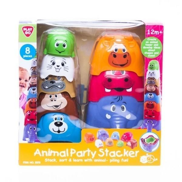 PlayGo Animal Party Stacker