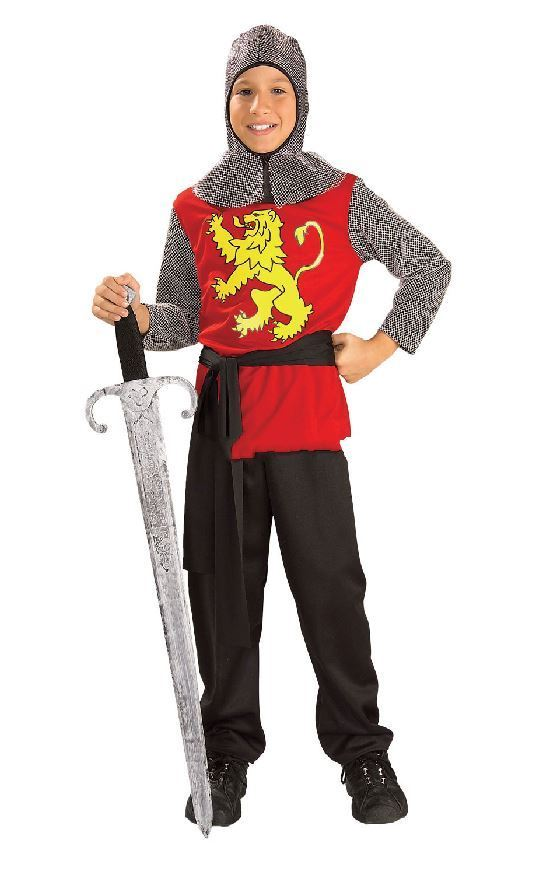 MEDIEVAL LORD 3-4ans