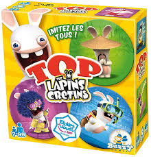 TOP the lapins Cretins