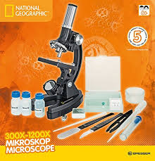 Microscope 300X-1200X National Geographic