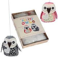 Make Your Own Pretty Owls