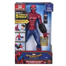 SPIDERMAN SUPER SENS