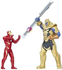 Iron Man VS Thanos Set de Combat