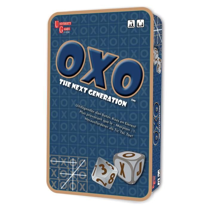 oxo the next generation