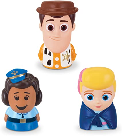 toy story finger puppets 3 pack