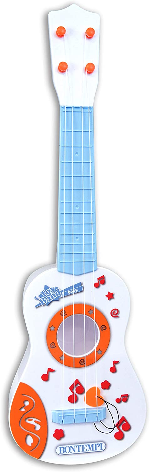 Baby Guitar With 4 nylon strings