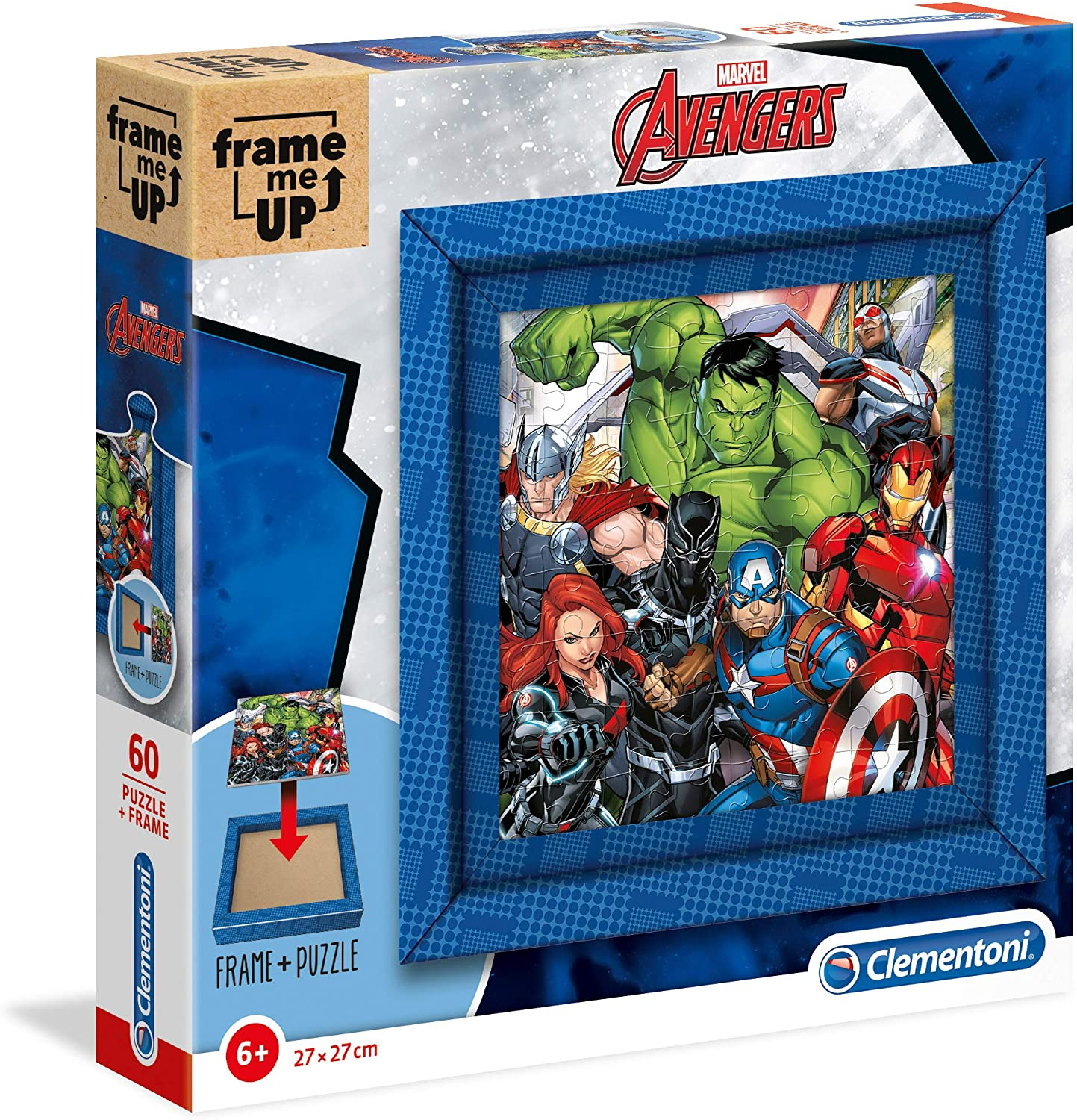 Puzzle Frame me Up - Avengers