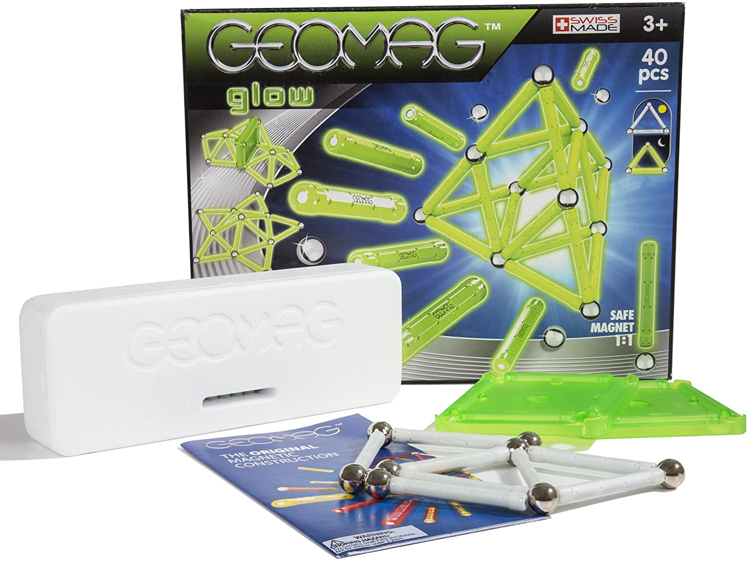 Geomag Glow 40 pieces